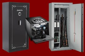 variety of safes